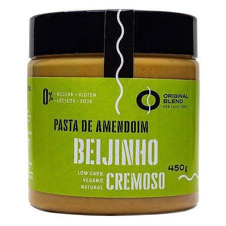 Pasta de Amendoim Beijinho Original Blend 450g