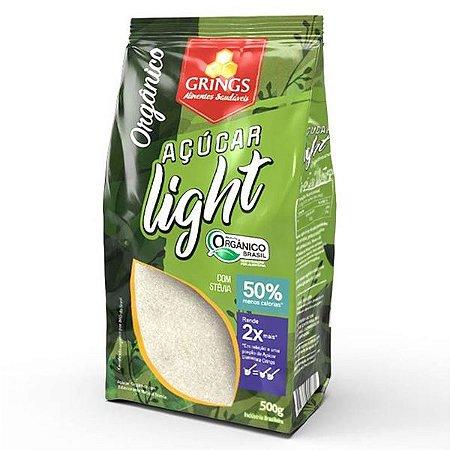 Açúcar Light Orgânico Grings 500g