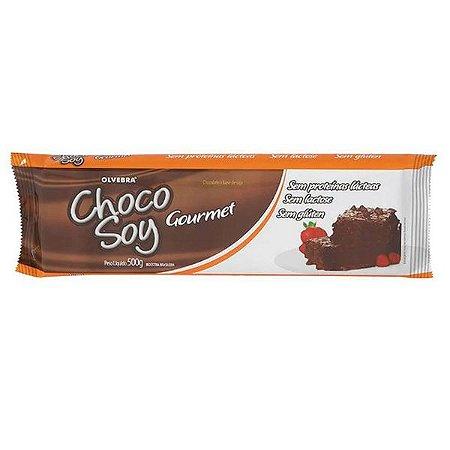 Barra de Chocolate Gourmet Choco Soy 500g