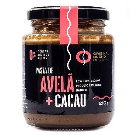 Pasta Avelã e Cacau Original Blend 210g