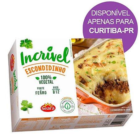 Escondidinho 100% Vegetal Incrível Seara 350g