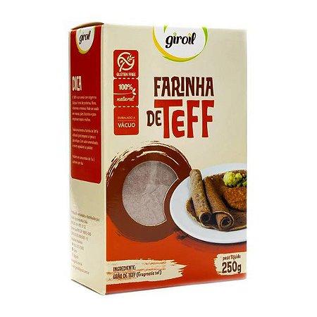 Farinha de Teff Giroil