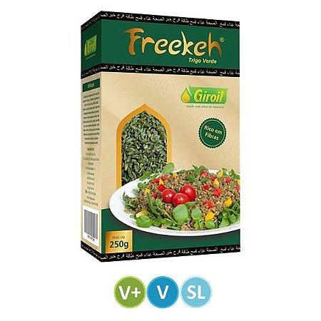 Freekeh Trigo Verde Giroil - 250g