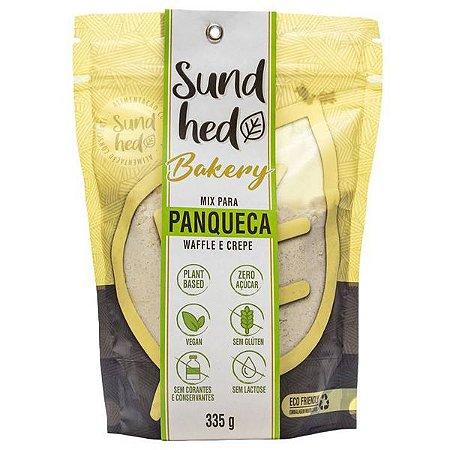Mix para Panqueca Sem Glúten Sundhed 335g