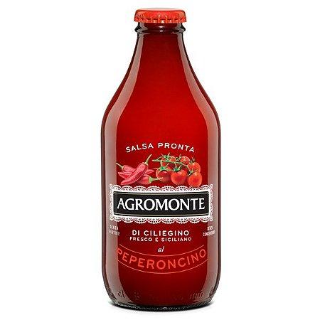 Molho de Tomate Peperoncino Agromonte 330g