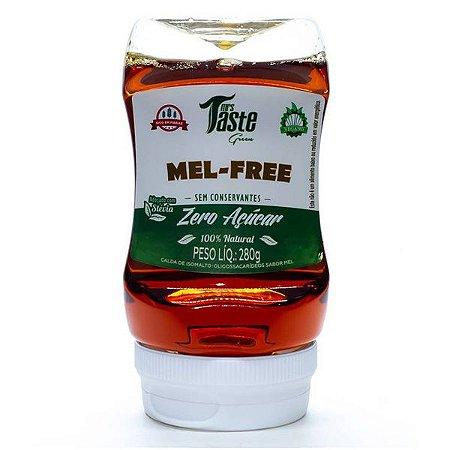Mel Free Zero Açúcar Mrs Taste Green 280g