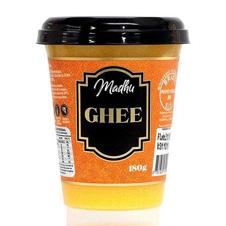Manteiga Ghee Madhu 180g