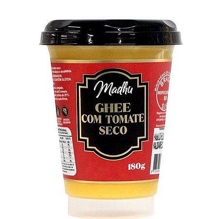 Manteiga Ghee com Tomate Seco Madhu 180g