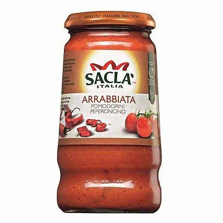 Molho Arrabiatta Sacla 350g