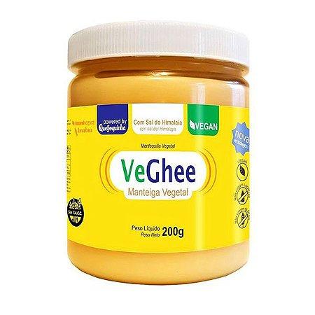 Ghee Manteiga Vegetal Clarificada com Sal