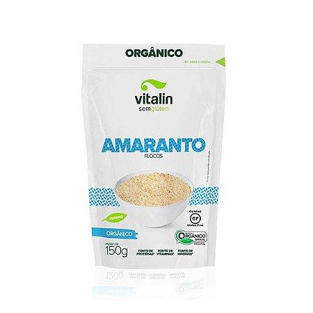 Amaranto Orgânico em Flocos 150g