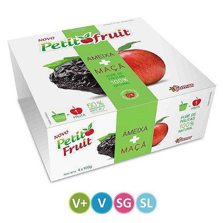 Petit Fruit Ameixa + Maçã 100% Natural