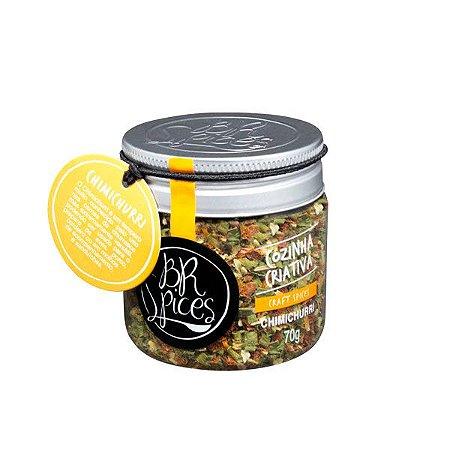Chimichurri BR Spices - pote 70g