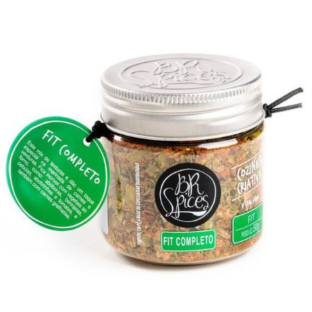 Tempero Fit Completo BR Spices 50g