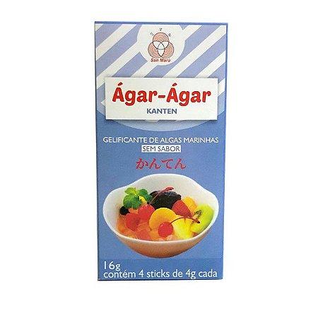Ágar-Ágar Kanten 16g