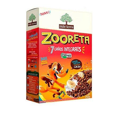 Cereal Matinal Orgânico Zooreta