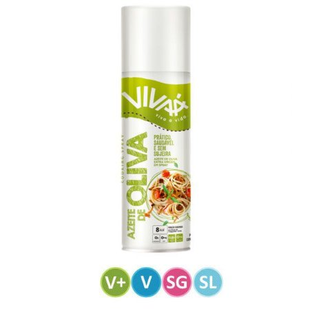 Azeite de Oliva Extra Virgem Spray - 147ml