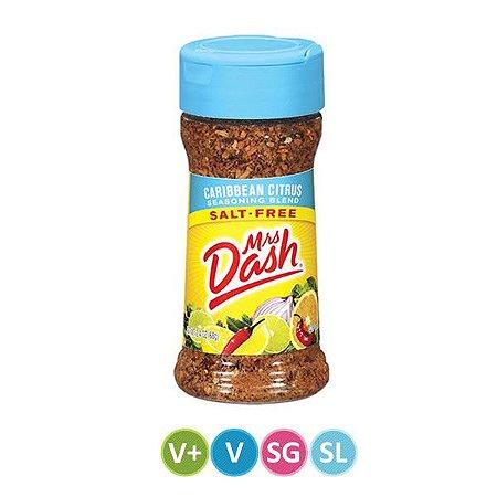 Tempero Sem Sódio Caribbean Citrus - Mrs Dash