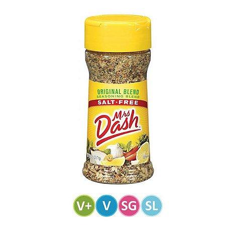 Tempero  Sem Sódio Original Blend - Mrs Dash