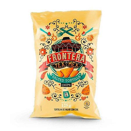 Tortilhas Salgadas Tex Mex Frontera