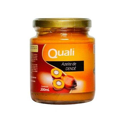 Azeite de Dendê Qualicoco 200ml