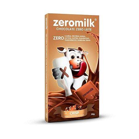 Chocolate Zero Leite Crisp Zeromilk