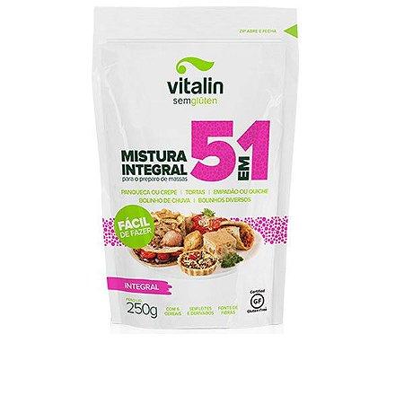 Mistura para Preparo de Massas Vitalin 250g