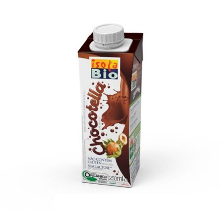 Chocolate e Avelã Orgânico Chocotella 250ml
