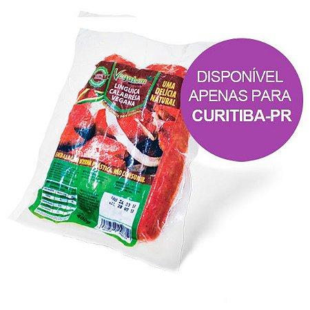Linguiça Calabresa Vegana 400g