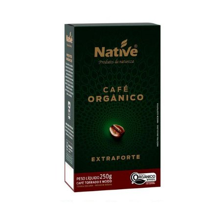 Café Orgânico Extraforte Native 250g