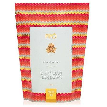 Pipoca Gourmet Caramelo & Flor de Sal Pipó