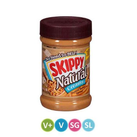 Pasta de Amendoim Natural Skippy