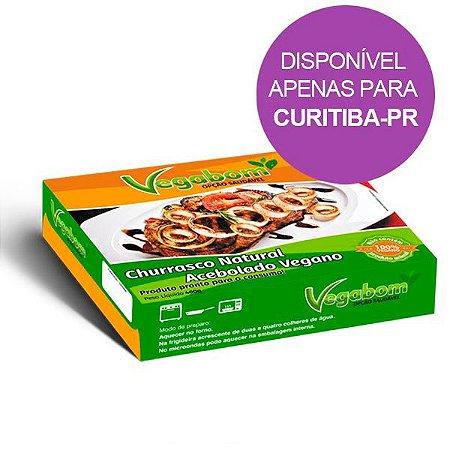 Churrasco Acebolado Vegano Vegabom 400g