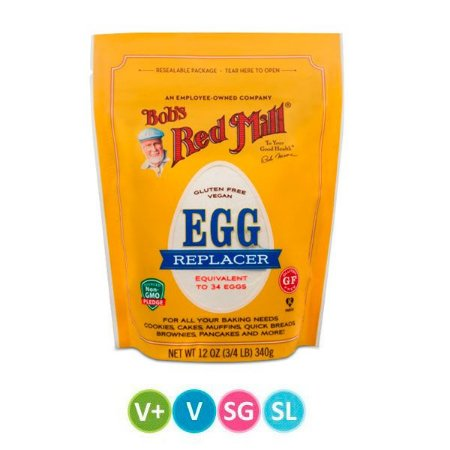 Substituto Vegano para Ovos Bob's Red Mill - 453g