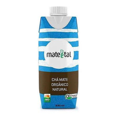 Chá Mate Orgânico Natural Mate e Tal