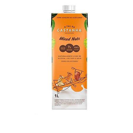 Leite Mixed Nuts A Tal da Castanha  - 1 Litro