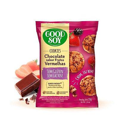 Cookies Chocolate com Frutas Vermelhas 33g