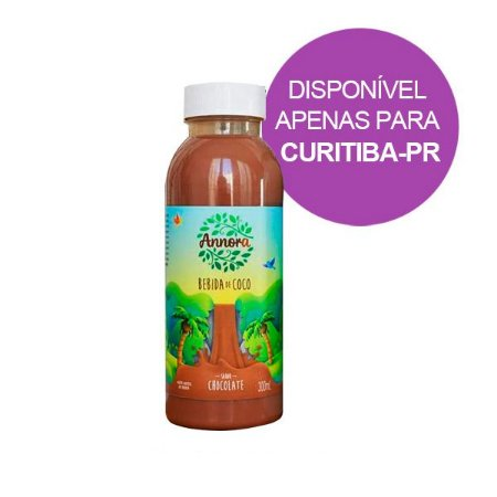 Bebida de Coco com Chocolate Annora 330ml