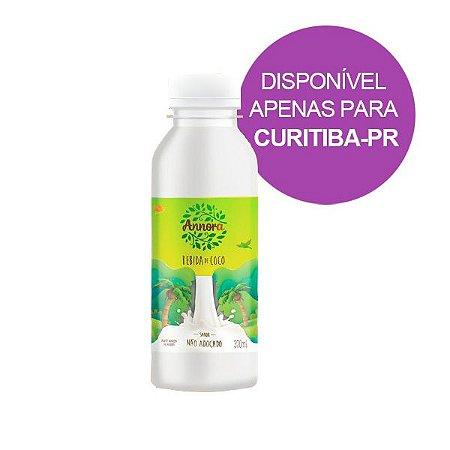 Bebida de Coco sem Açúcar Annora 330ml