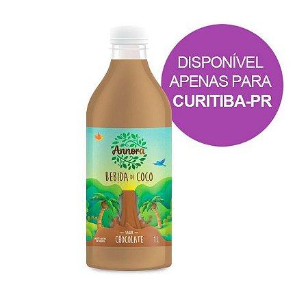 Bebida de Coco com Chocolate Annora 1 Litro