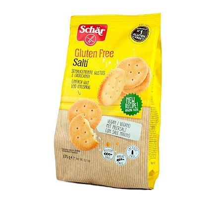 Biscoito Salgado Sem Glúten Saltí Schar