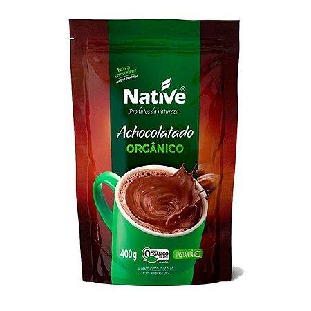 Achocolatado em Pó Orgânico Native