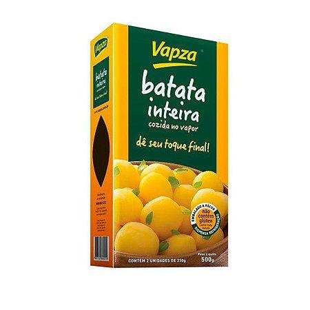 Batata Inteira Cozida Vapza 500g