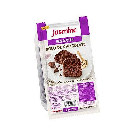 Bolo de Chocolate Sem Glúten Jasmine - 350g