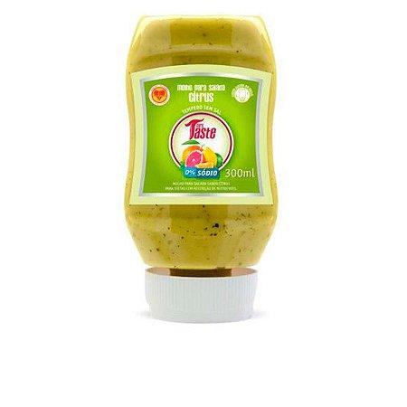Molho para Salada Citrus Zero Sódio Mrs Taste