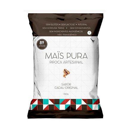 Pipoca Cacau Original Mais Pura 150g