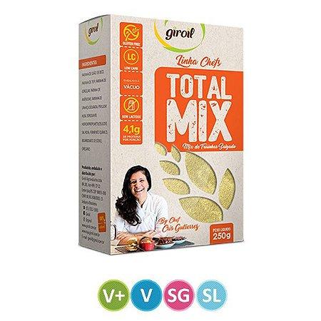 Mix de Farinhas Salgado Total MIx Giroil