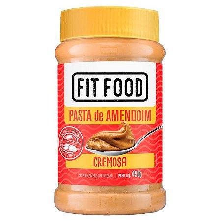Pasta de Amendoim Integral Fit Food