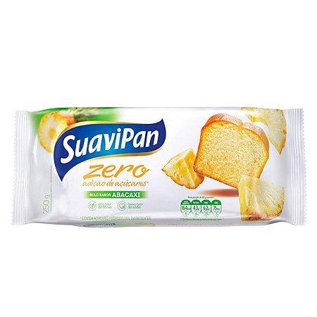 Bolo de Abacaxi Zero Adição de Açúcar Suavipan