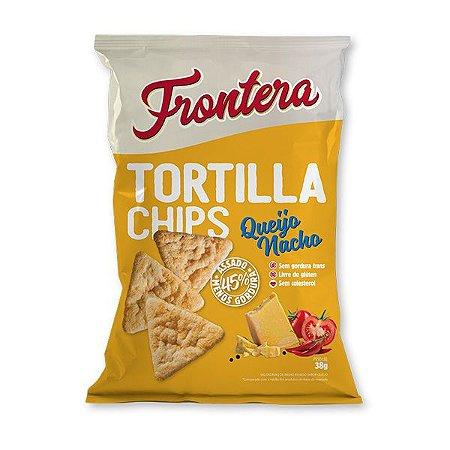 Tortilha Chips sabor Queijo Nacho